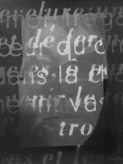 Photo à texte, Mougins 1979